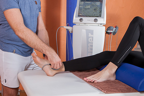 Elektrotherapie - Behandlungsmethoden Physiopraxis Antosik
